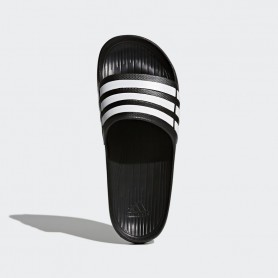 A0502 รองเท้า Adidas Duramo Slides-Black/White
