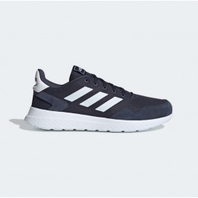 A4424 Men Sport Inspired adidas Archivo Shoes-Trace Blue/Cloud White/Legend Ink