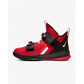 N4584 Basketball Shoe Nike LeBron Soldier XIII SFG EP-University Red/Black/White