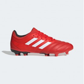 A4891 Football Boots ADIDAS COPA 20.3 FG-Active Red/Cloud White/Core Black