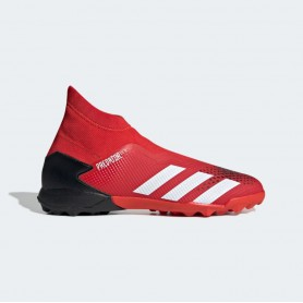A4896 Football Boots ADIDAS Predator 20.3 TF -Active Red/Cloud White/Core Black