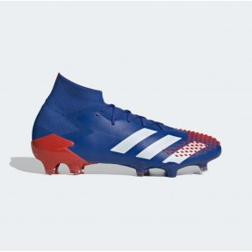 A4965 Football Boot ADIDAS Predator Mutator 20.1 FG-Team Royal Blue/Cloud White/Active Red